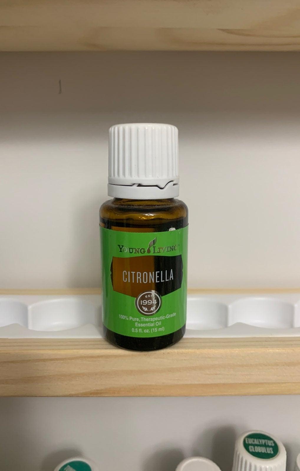 Young Living Citronella Oil