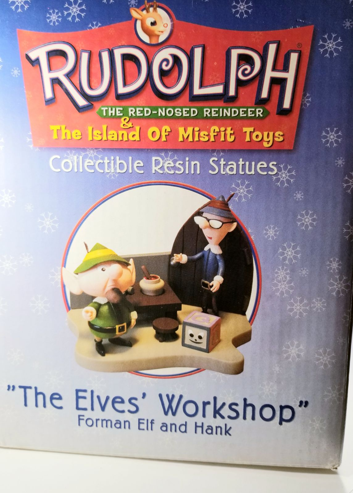 Rudolph & The Island Of Misfit Toys Elve
