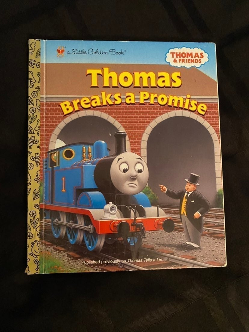 Thomas the Train Book 2006