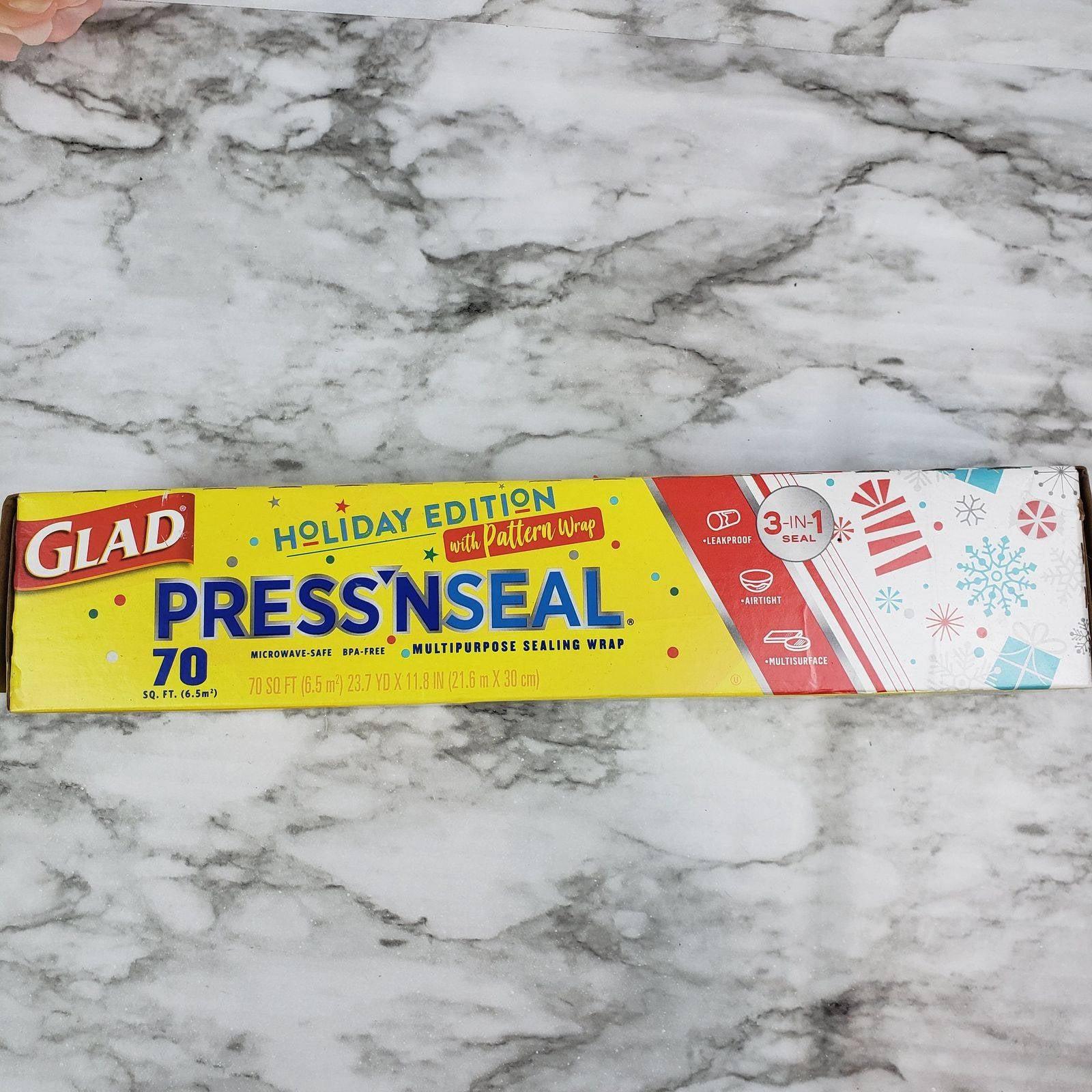New Glad Press N Seal Holiday Edition
