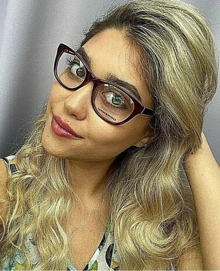 New ALAIN MIKLI Women's Eyeglasses