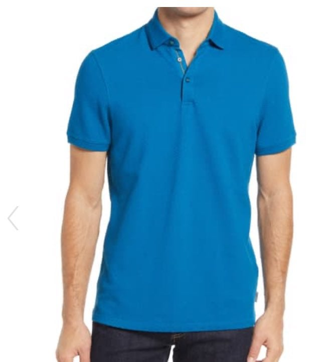 Ted Baker London Infuse Slim Fit Polo!