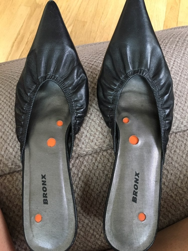 Womens Shoe Pointed BRONX Made In Brazil
