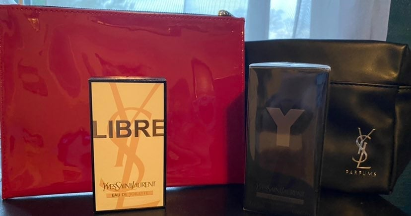 YSL special his & hers
