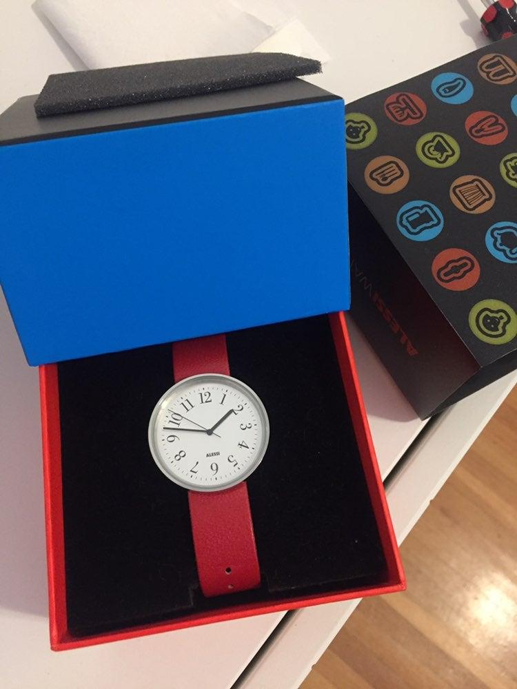 Alessi AL6004 - Unisex Minimalist Watch