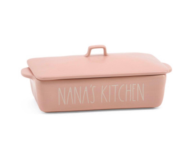 Rae Dunn Nana's Kitchen Baker