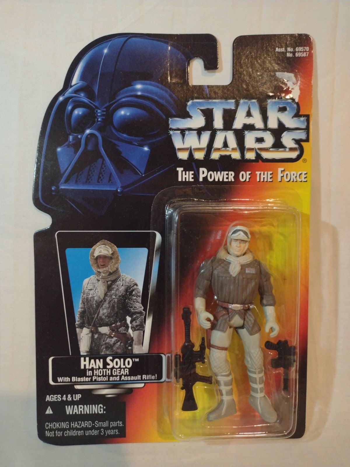 Star Wars 1995 Hasbro Han Solo