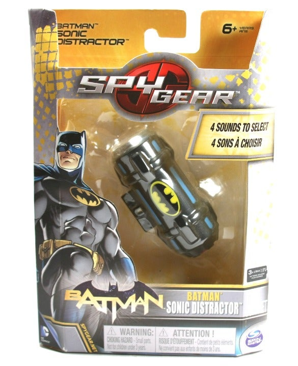 Spy Gear, Batman Sonic Distractor Sounds