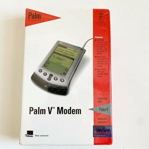 Palm V Modem Compatible Palm IBM WorkPad
