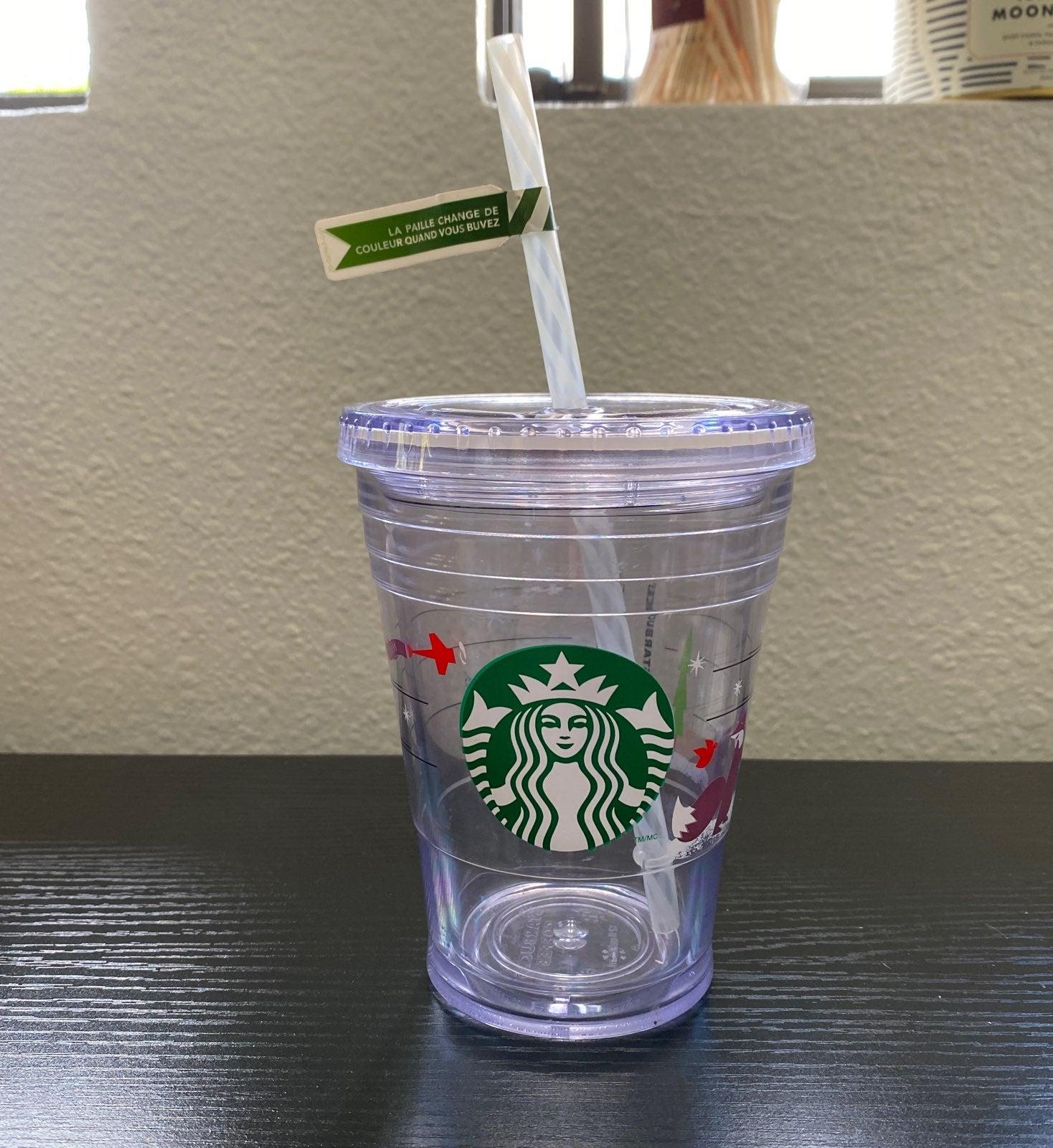 Cute 12oz Venti Starbucks Tumbler