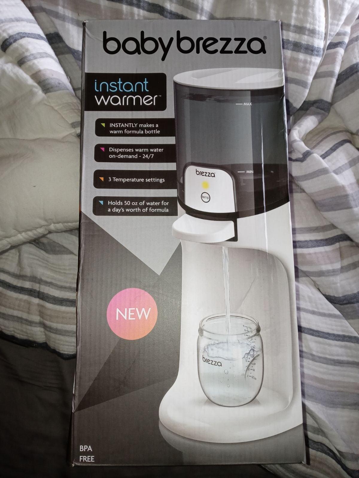 Baby Brezza Instant Warmer new in box
