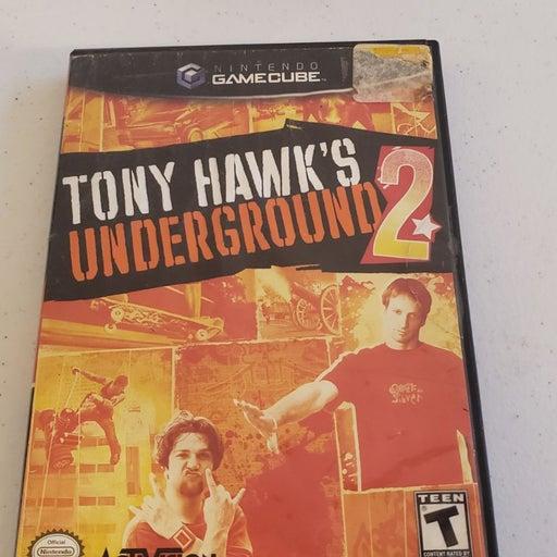 Tony Hawk's Underground 2 (Gamecube)