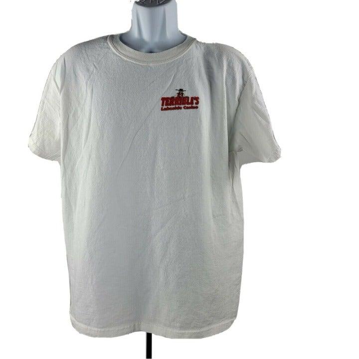 Terrible's Lakeside Casino T-Shirt Large