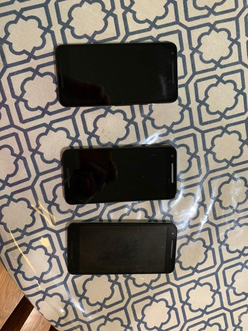 Google Nexus 5x Phones (Not Working)
