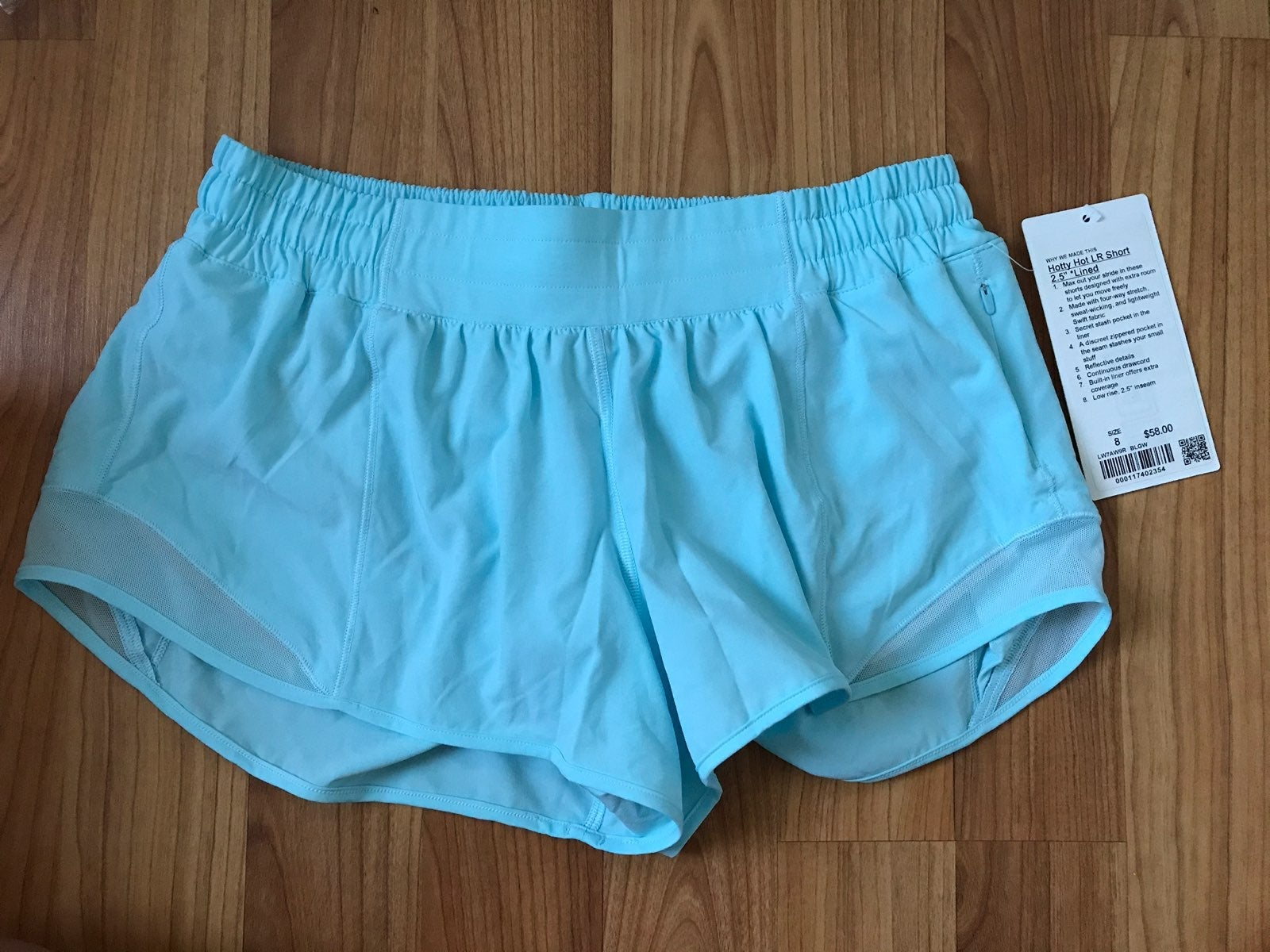 Lululemon Hotty Hot Shorts 8