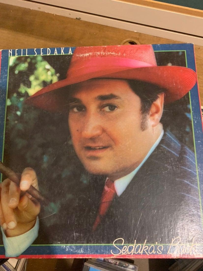Neil Sedaka - Sedaka's Back lp