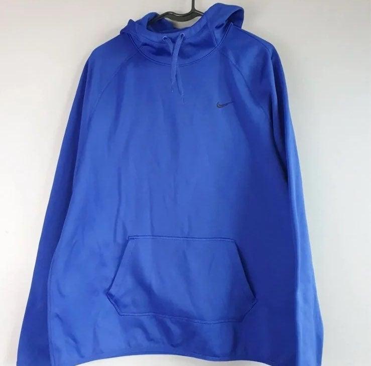 Nike Hoodie royal blue size XL