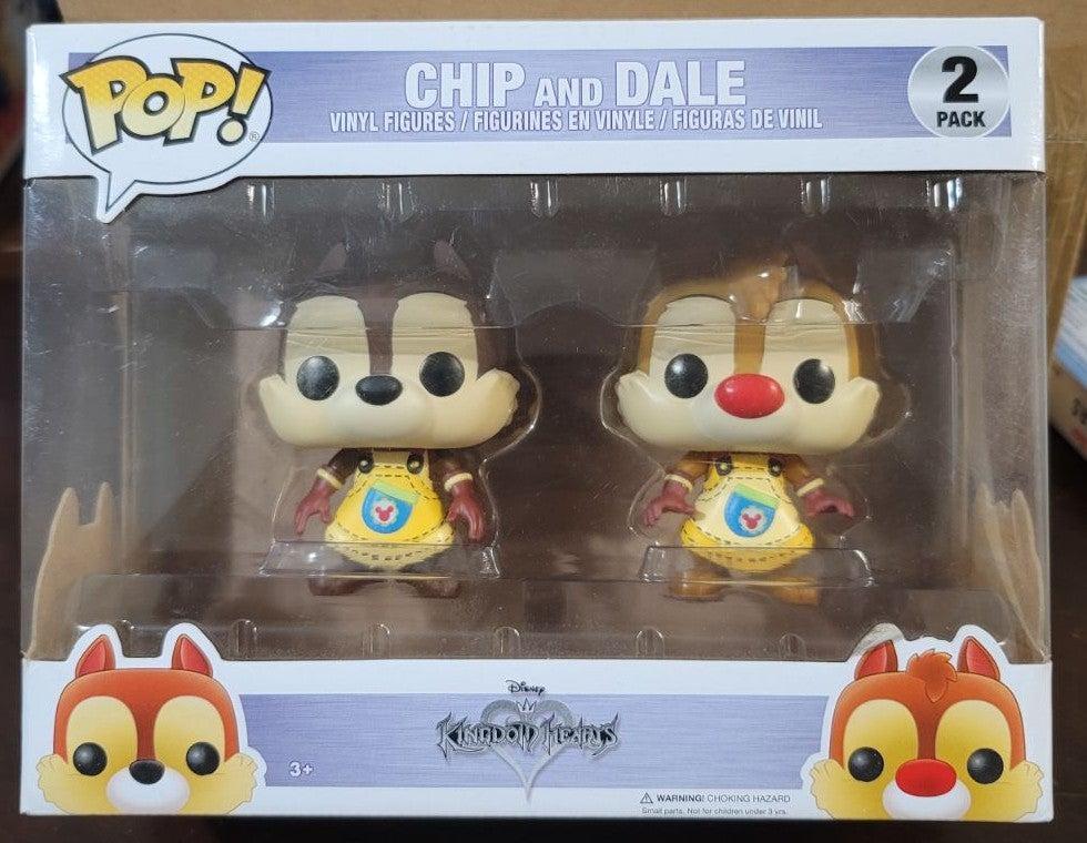 Funko Pop Disney Chip and Dale
