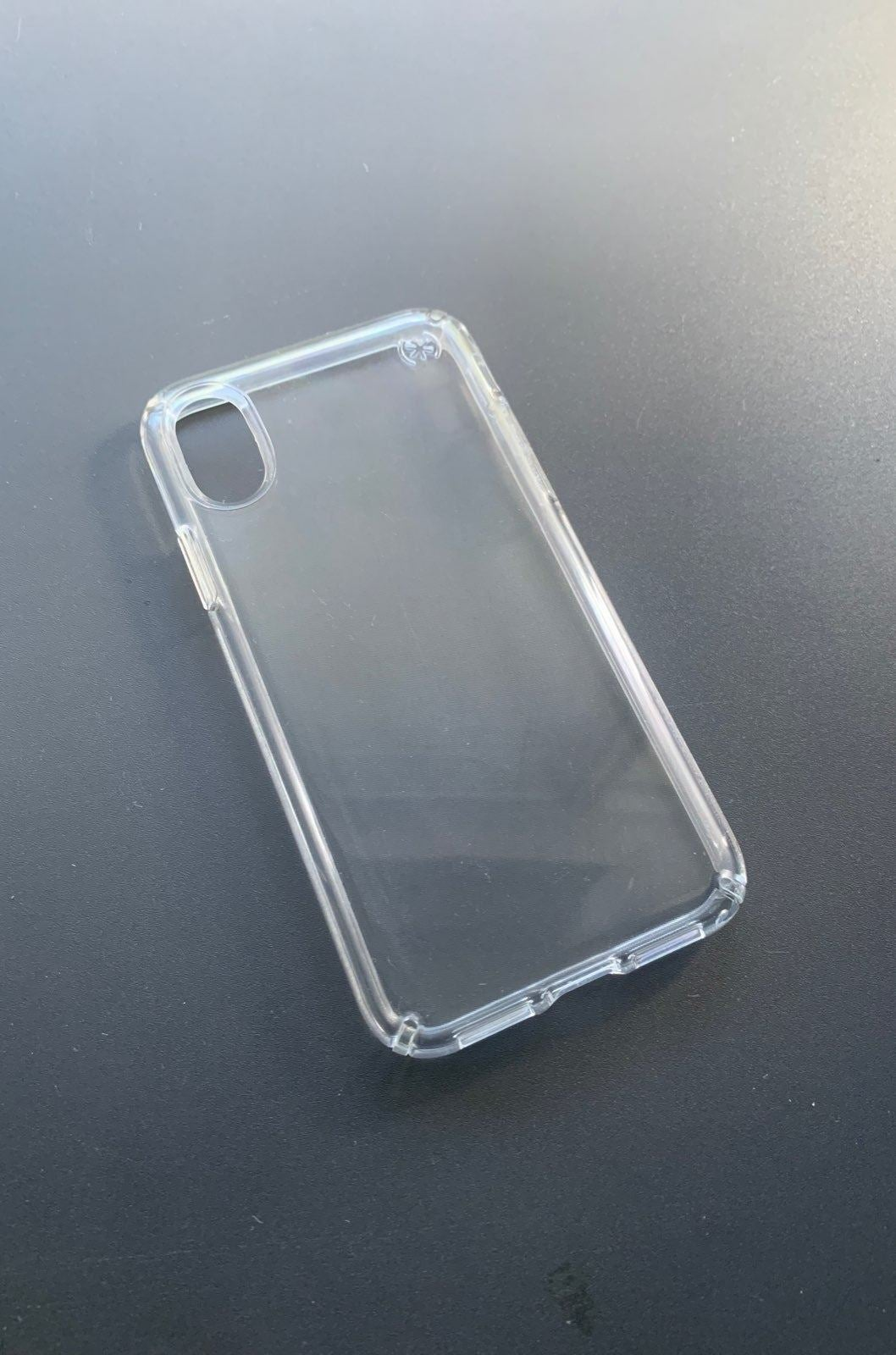 SPECK PRESIDIO iPhone XS Max Clear