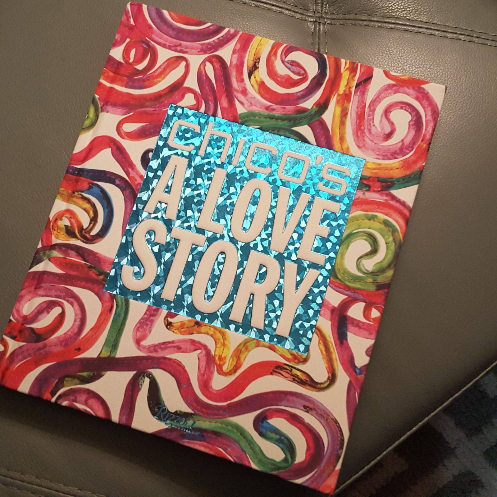 Chicos A Love Story Book