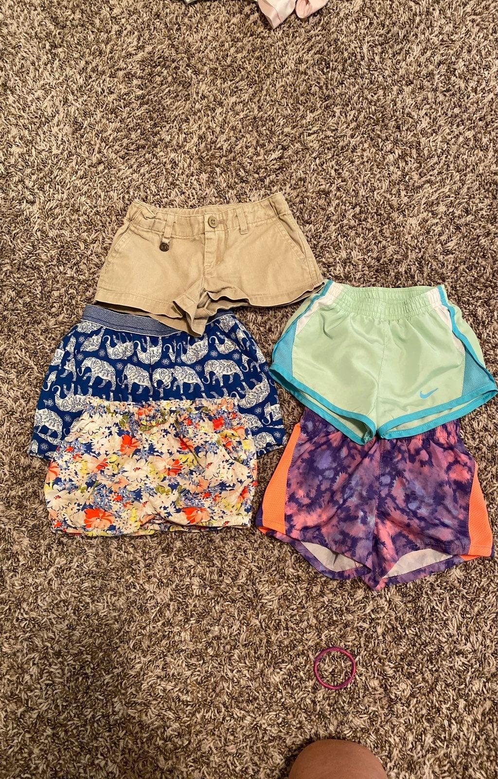 Toddler Shorts Bundle