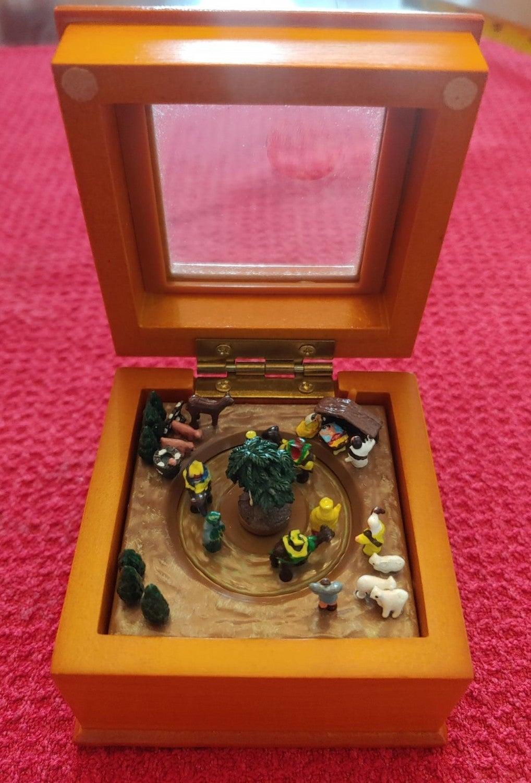 Mr. Christmas Miniature Music Box