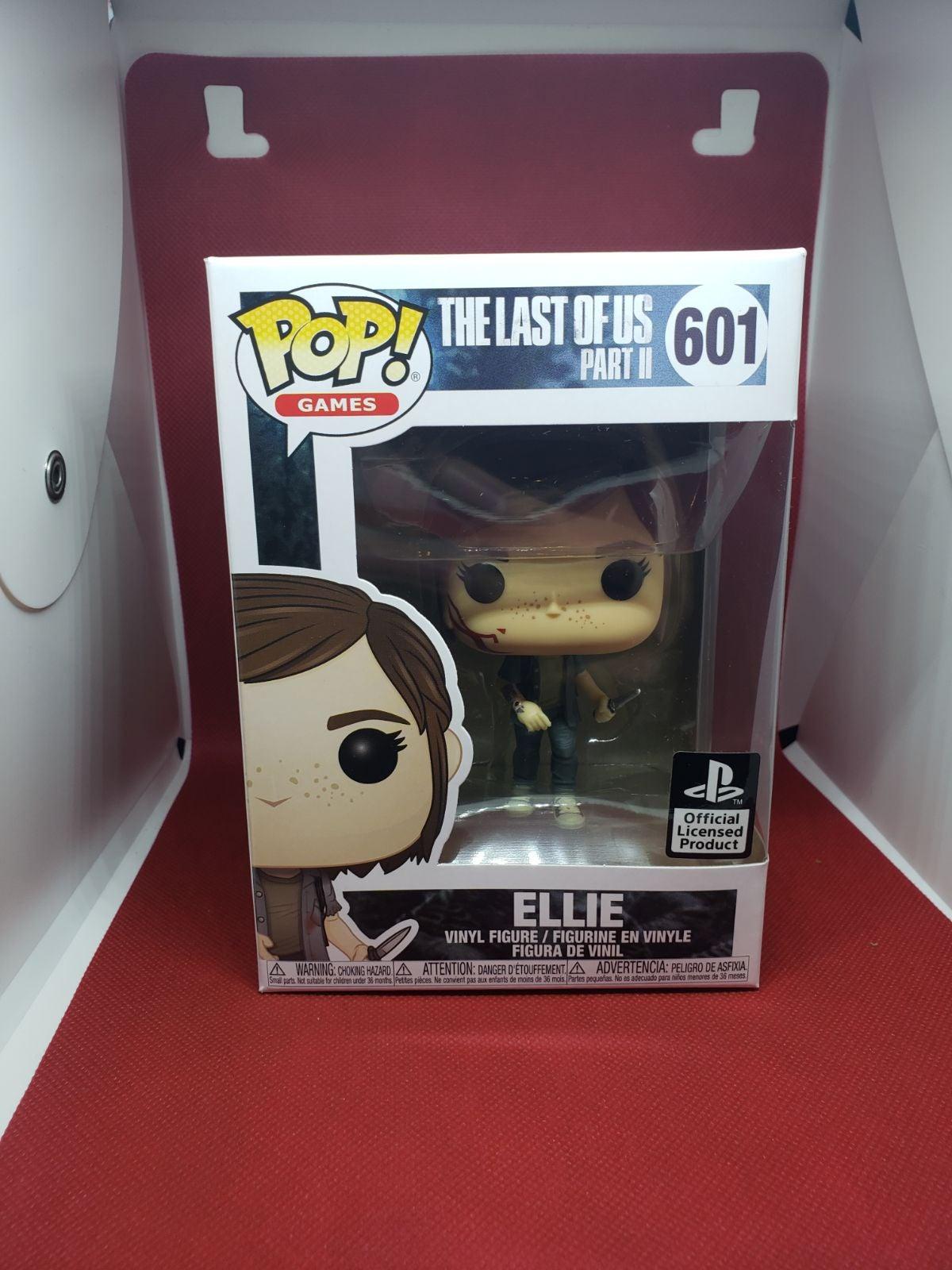 Ellie The Last of Us funko