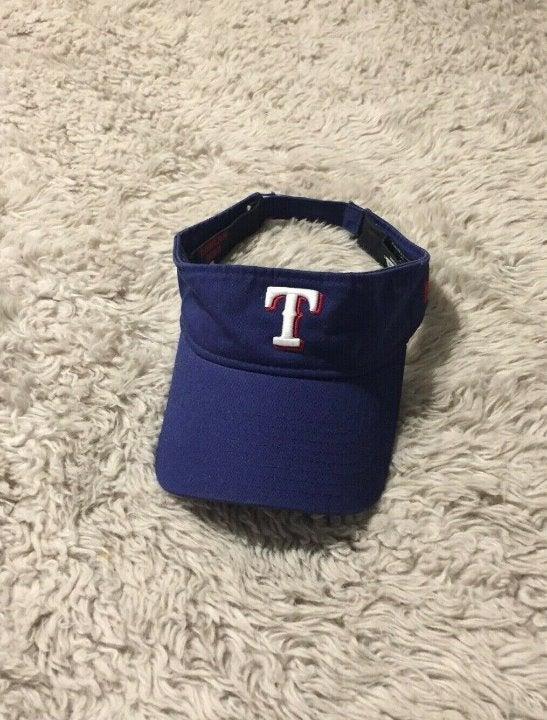 Texas Rangers Women's Visor