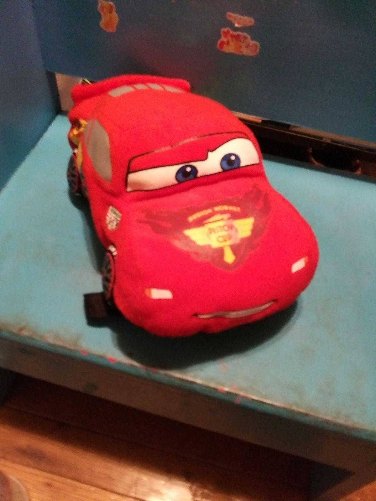 Lightning McQueen Pillow