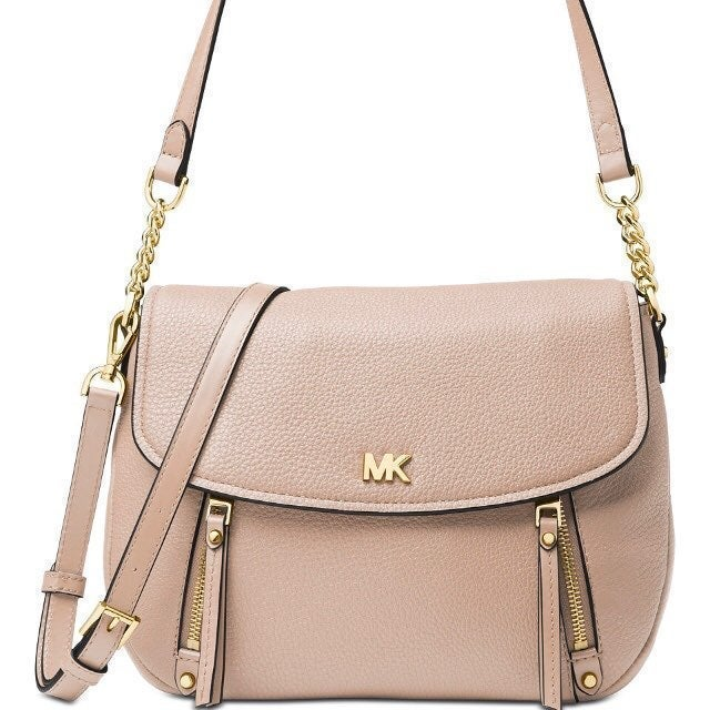 michael kors evie flap shoulder purse
