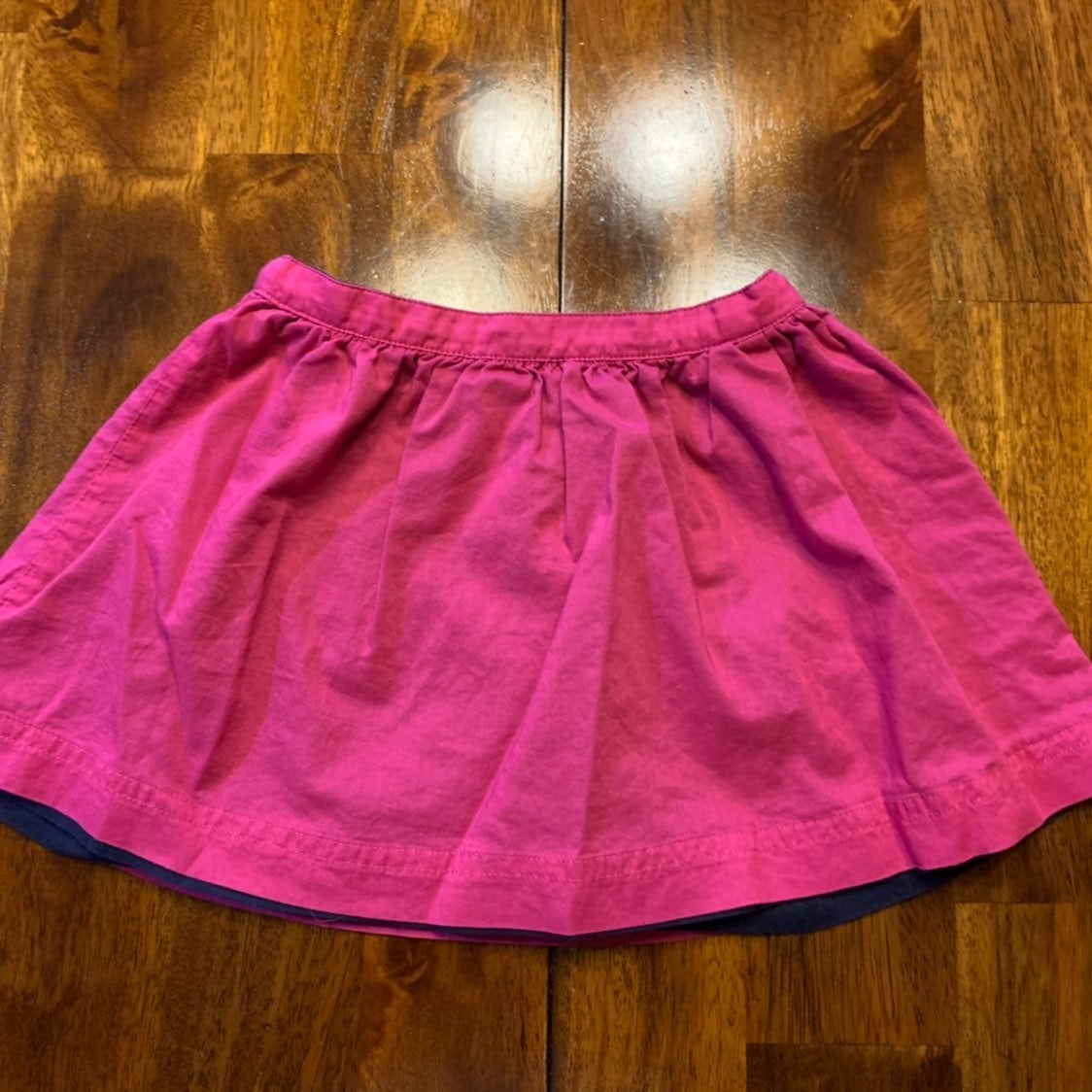 Toddler Reversible Skirt