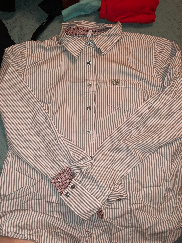 cinch western button down shirt