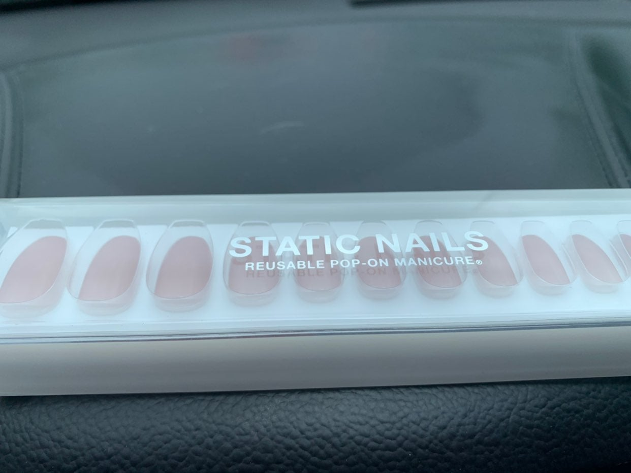static nails