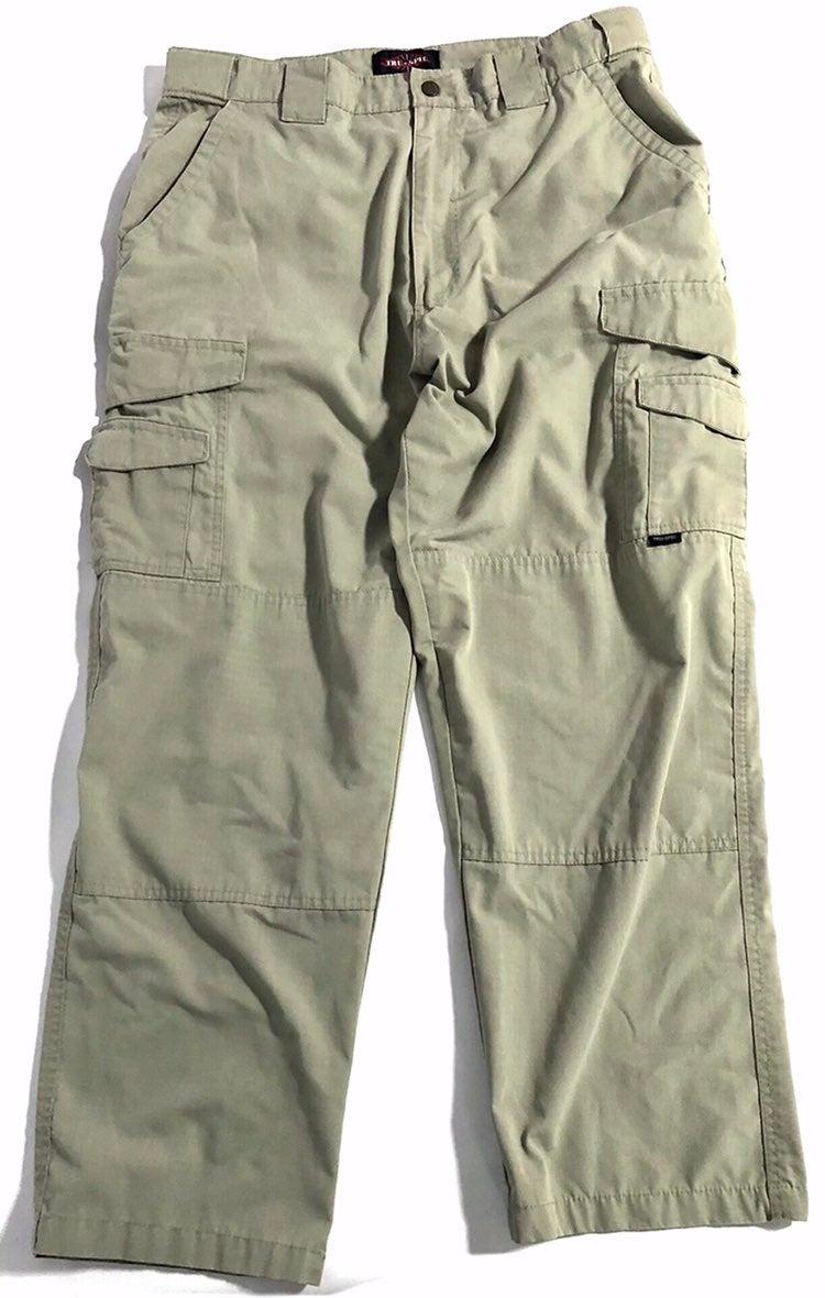 Truspec Tactical Cargo Pants 36x30 tan