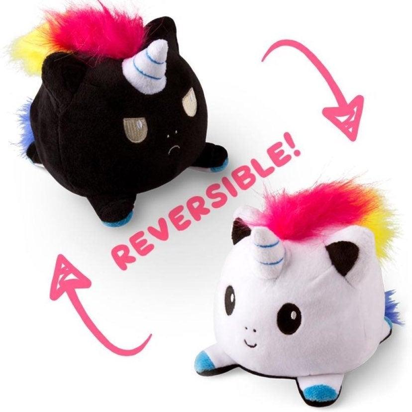 Reversible Plush Unicorn