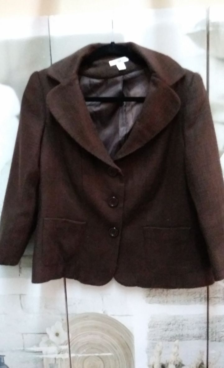 Skirt Suit by Cato Sz. 12 NWOT
