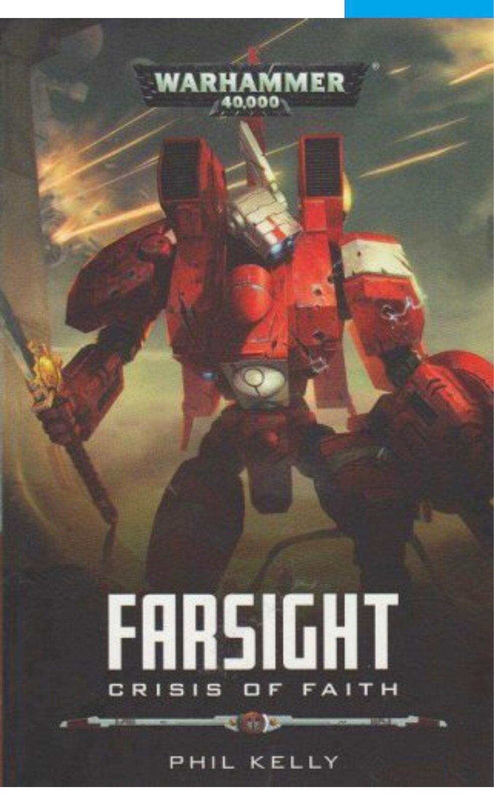Warhammer - Farsight Crisis of Faith book