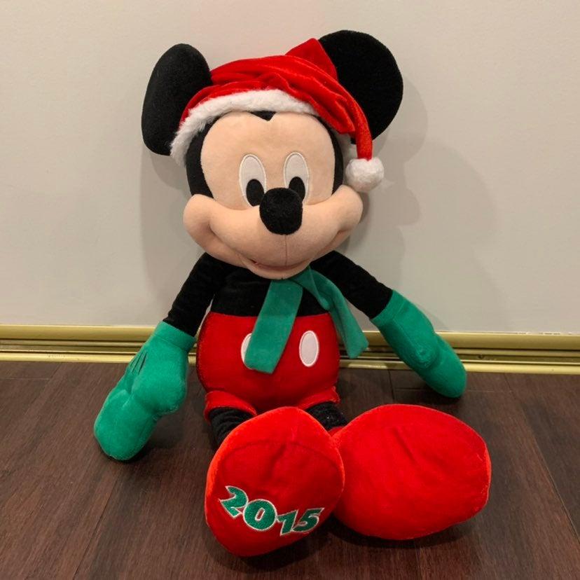 Mickey Mouse Disney Christmas