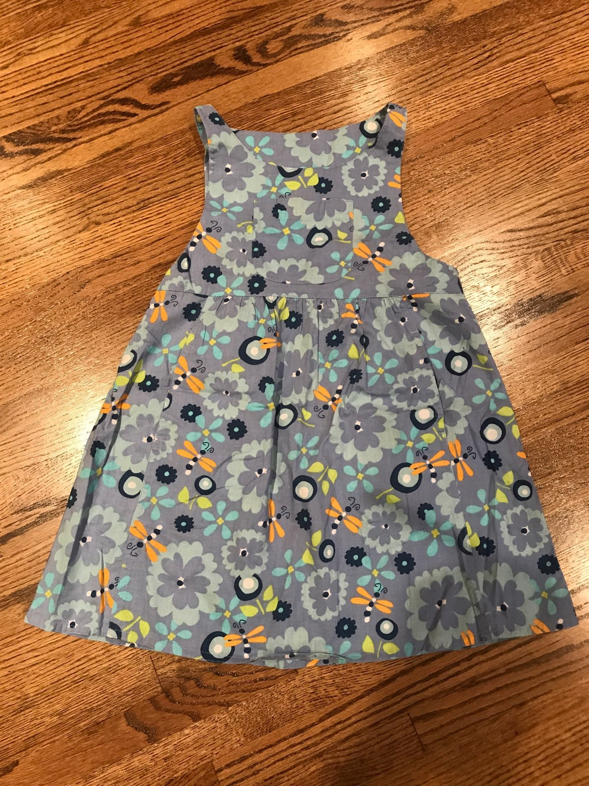 Girls LL Bean Size 5/6 Sundress