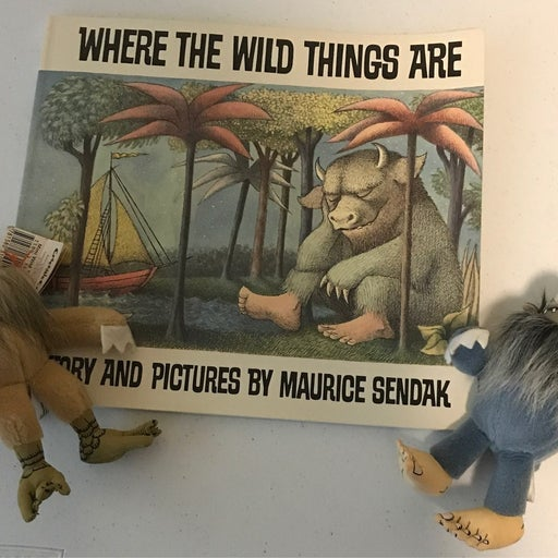 Where the Wild Things Are Mini Monsters