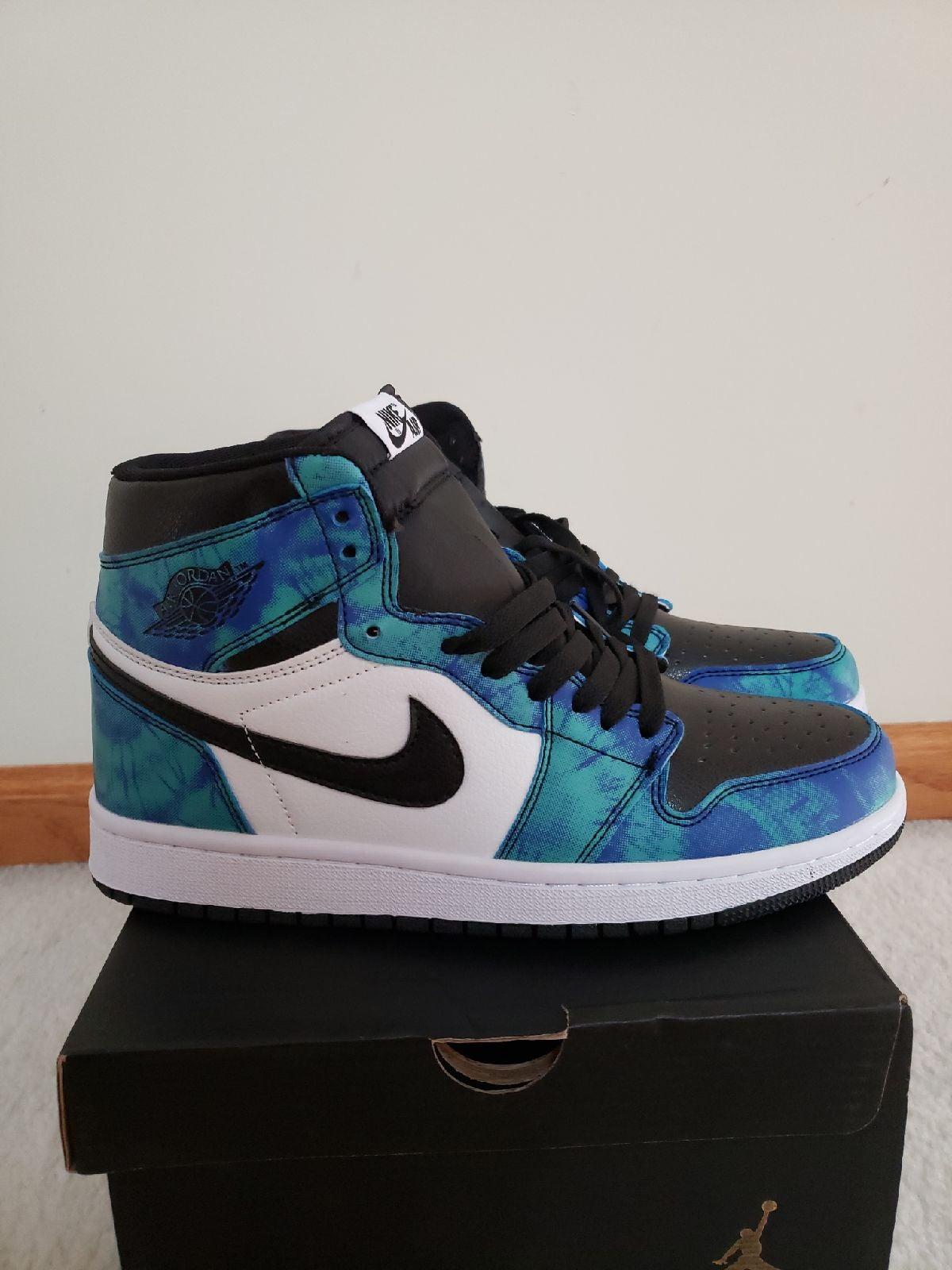 Air Jordan 1 Tie Dye Nike