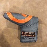 Scotty Cameron Circle T Putter Headcover