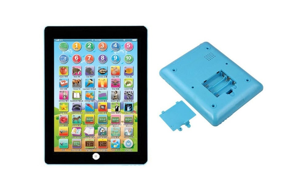 Kids learning touch pad brand new
