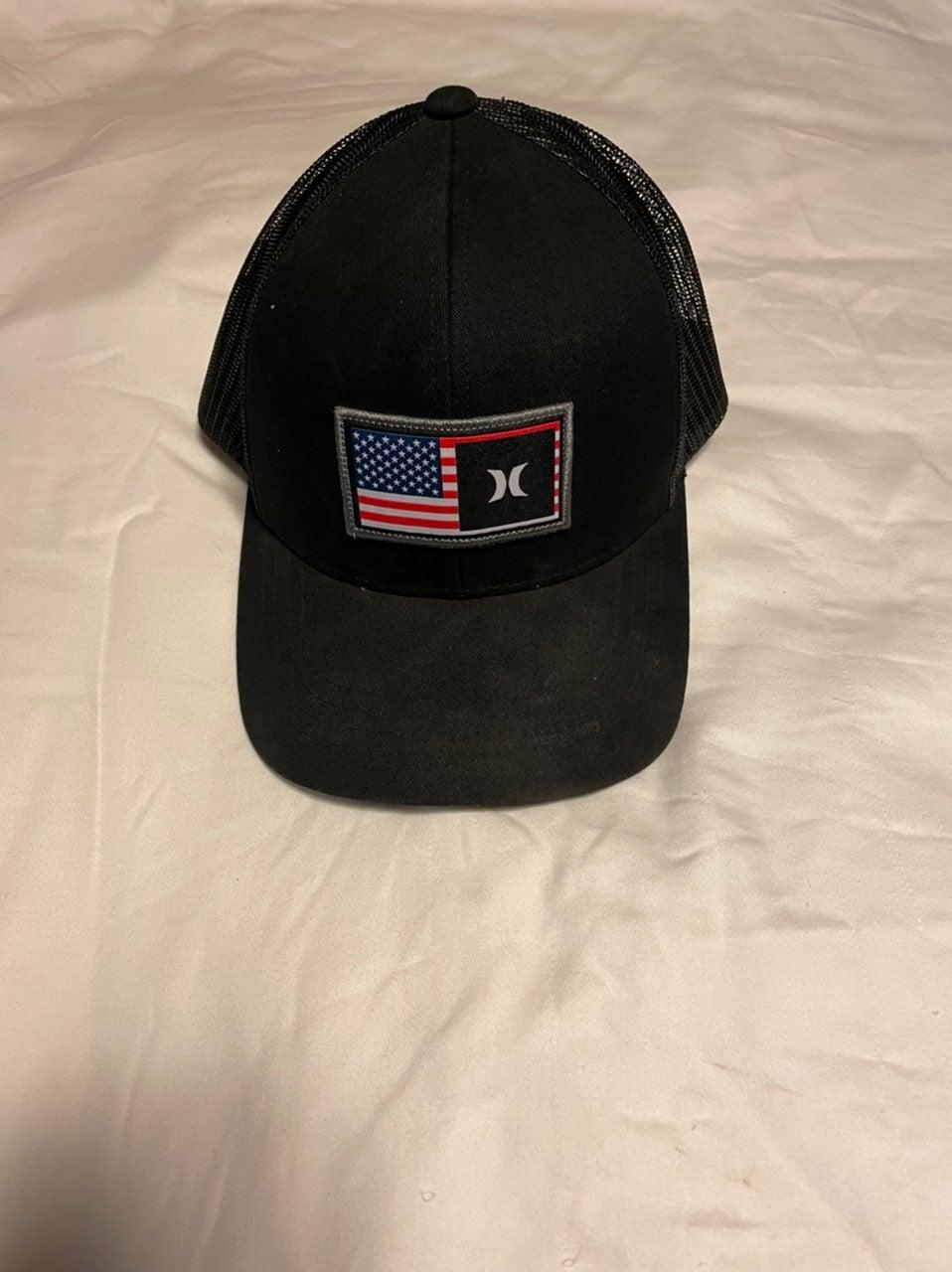 Hurley USA Hat