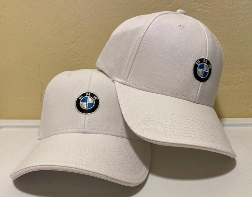 BMW White Baseball Caps