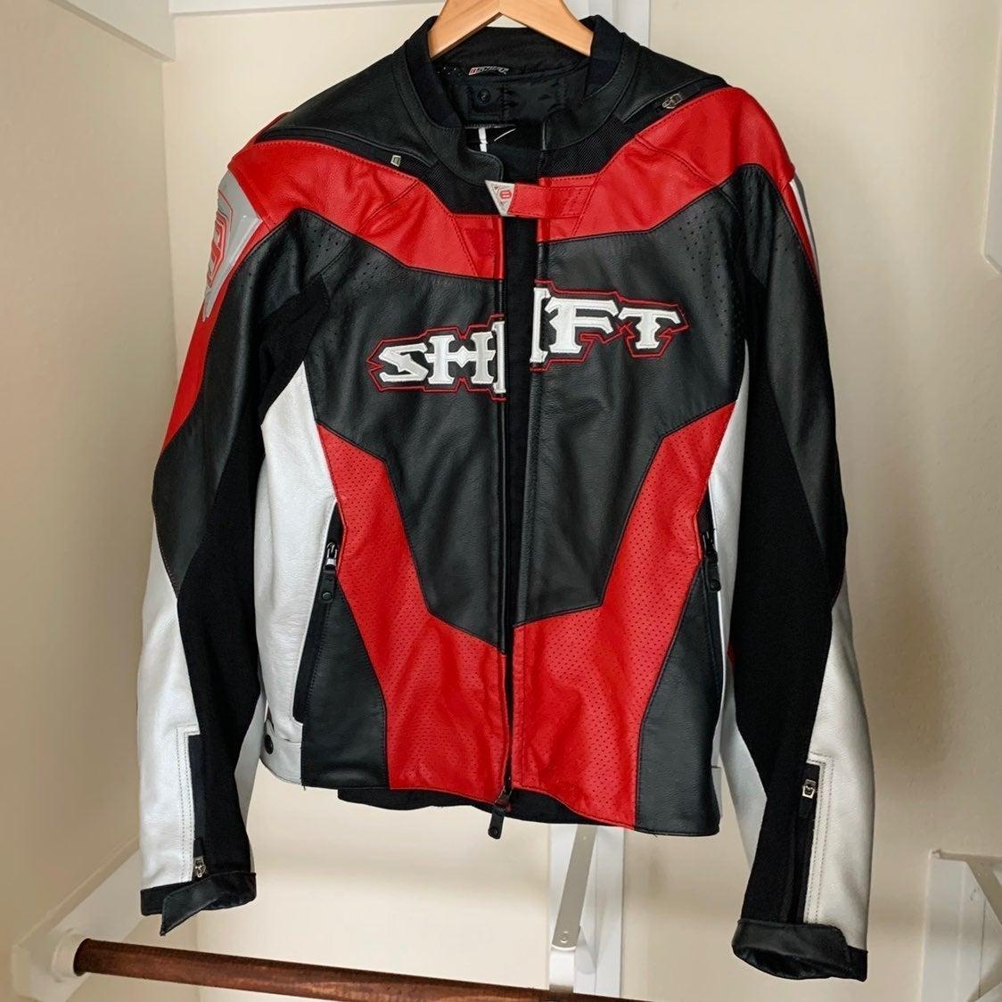 SHIFT Motorcycle Jacket size Large