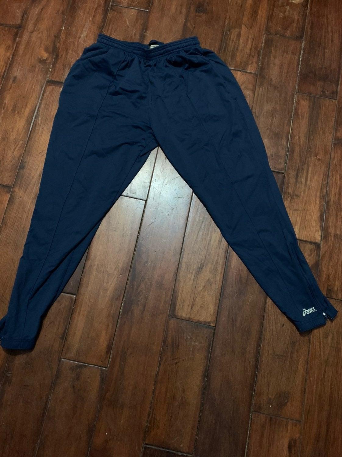 Mens asics jogger pants