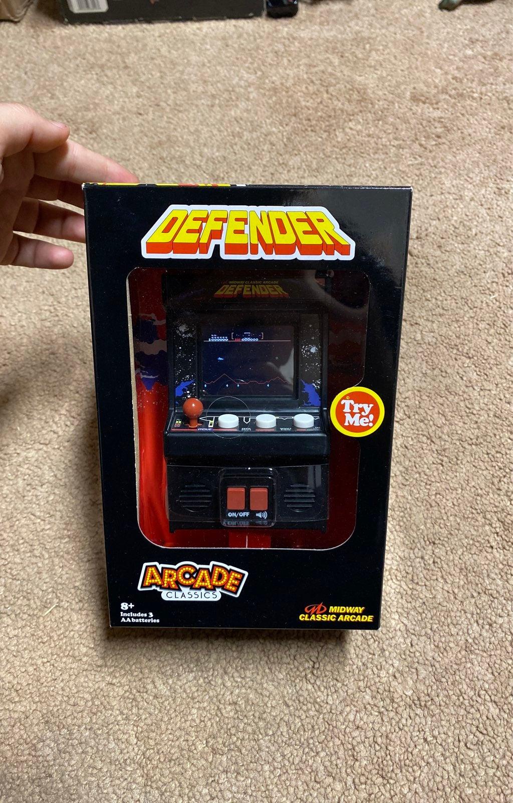 Defender Arcade Classic