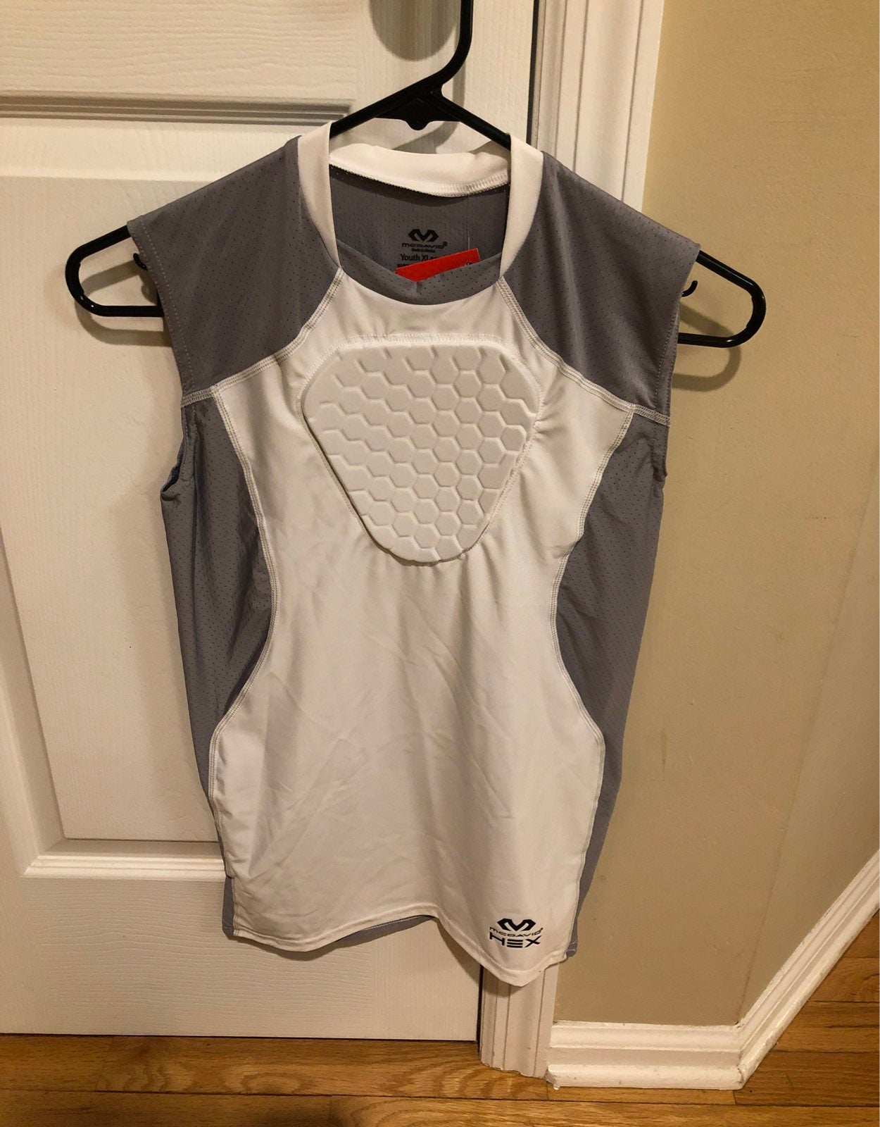 Baseball Hex sternum shirt - MCDAVID