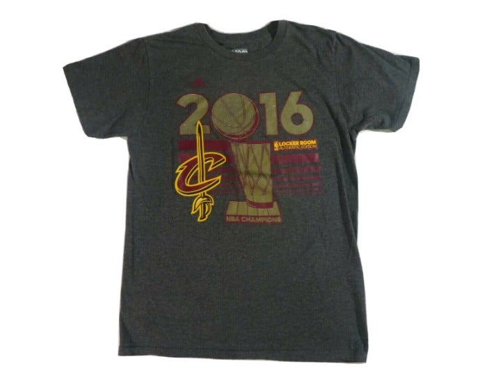 Cleveland Cavaliers 2016 Champions Shirt